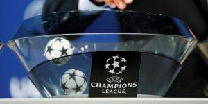 Composición de la fase de grupos de la Liga de Campeones 2018-19