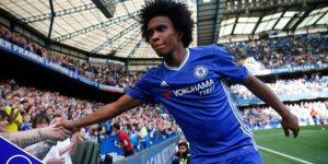 Willian dice que habría dejado el Chelsea si Conte seguía