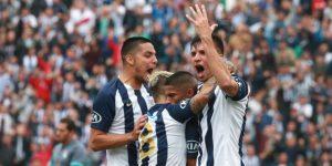 Alianza Lima vence 3-1 a Unión Comercio y da pelea por el Clausura