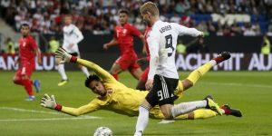 2-1. Alemania aprovechó errores defensivos para remontar gol de Advícula