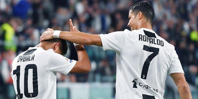 El Juventus sigue imparable, el Nápoles no falla y el Roma se repone con un póquer