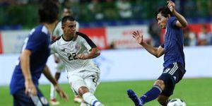 3-0. Costa Rica sucumbe ante un renovado Japón