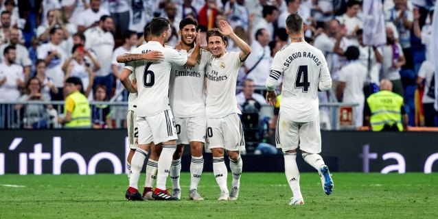 El Real Madrid mantiene el tipo