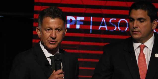 Juan Carlos Osorio llega a la Albirroja para llevarla a Catar 2022