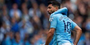 Agüero extiende su contrato con el Manchester City hasta 2021