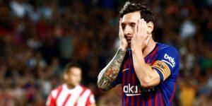 El Barcelona acusa una 'expulsión de VAR' y sufre su primer pinchazo
