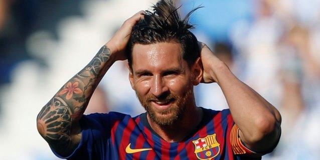 El Barcelona se queda solo; el Real Madrid falla, Atlético y Valencia en crisis