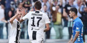El líder Juventus remonta al Nápoles y se escapa en la tabla (3-1)