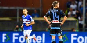 El Sampdoria hunde al Nápoles de Ancelotti y Luis Alberto rescata al Lazio