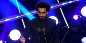 Salah, premio 'The Best' al mejor gol