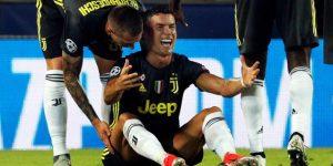 Un partido a Cristiano Ronaldo por su expulsión en Valencia