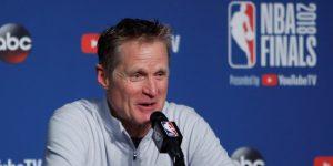 Steve Kerr insiste que los Warriors no se parecen en nada a los Bulls de Jordan