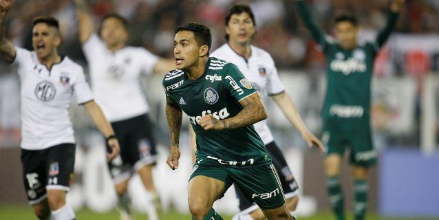 0-2. Bruno Henrique y Dudu le dan la victoria al Palmeiras ante Colo Colo