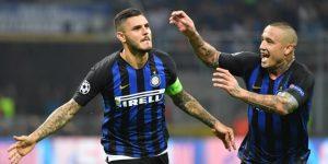 2-1. Icardi y Vecino logran una remontada épica para el Inter en un debut de ensueño