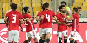 El Egipto de Aguirre y Salgado golea a Níger con un doblete de Salah