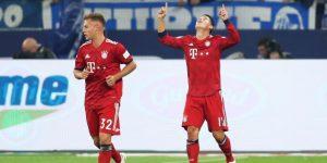 James abre el camino para la victoria del Bayern que refrenda el liderato