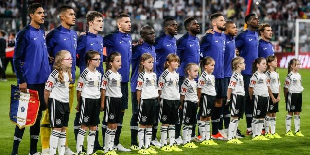 Francia y Bélgica, por primera vez dos selecciones empatan en la cabeza del ranking mundial FIFA
