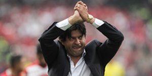 """Chivas no se """"relaja"""" ante buenos resultados, dice el paraguayo Cardozo"""