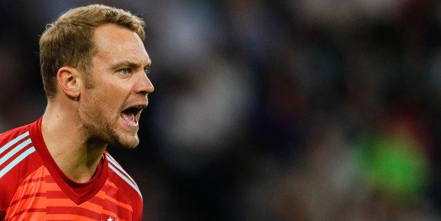 0-0. Neuer y Areola dejan sin goles el estreno de la Liga de Naciones