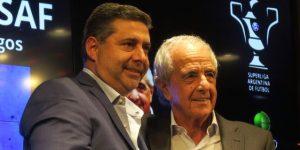 Presidentes de Boca y River dicen que no son enemigos antes del superclásico