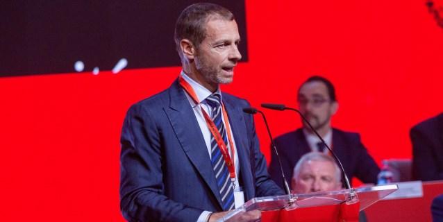 UEFA cuentas saludables de clubes con 600 millones € de ganancias en 2017
