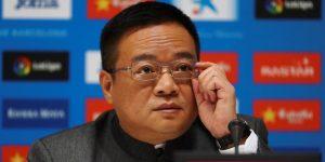 """Chen Yansheng: """"Hemos menospreciado la competitividad de LaLiga"""""""