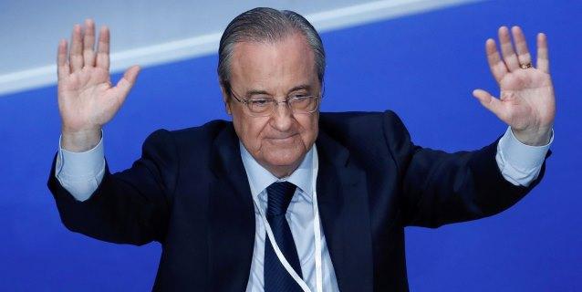 El nuevo Bernabéu se pone en marcha