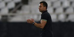 Jair Ventura, hijo del legendario Jairzinho, nuevo entrenador del Corinthians