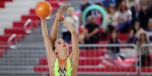 Estados Unidos lidera el panamericano de gimnasia rítmica en su primera jornada