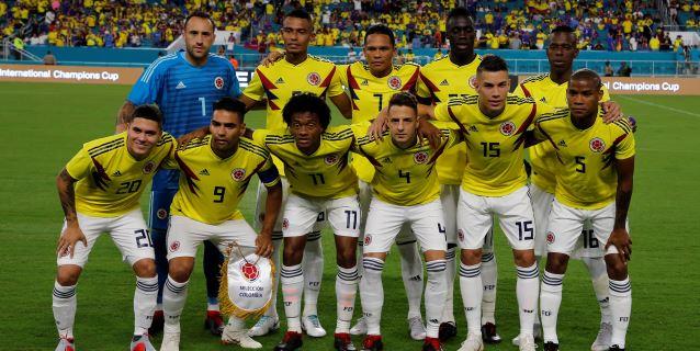 Argentina y Colombia, con técnicos interinos, se miden en Nueva Jersey