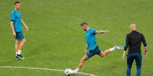 """Zidane: """"Ramos es un líder en el vestuario, Cristiano Ronaldo en el campo"""""""