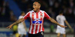 1-0. Un gol de Barrera da la ventaja al Junior ante Colón en la Sudamericana