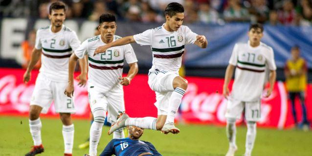 México se enfrentará con Costa Rica y Chile en amistosos en octubre