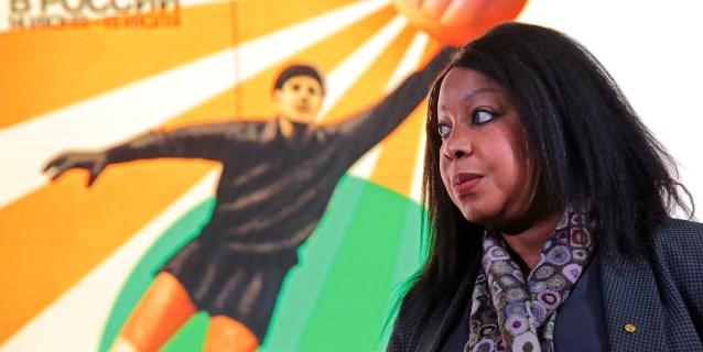 Fatma Samoura recibe en la ONU el premio de la ARDN