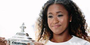 Naomi Osaka, ganadora del US Open, asciende a la séptima plaza