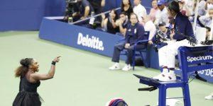 Serena Williams es multada con 17.000 dólares por violaciones al código de conducta