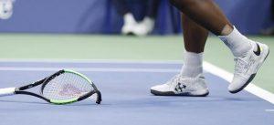 Críticas a una caricatura de Serena Williams en Australia por sexista y racista