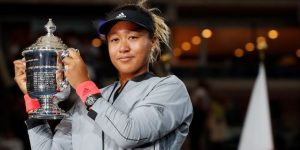 La tenista nipona Naomi Osaka es nombrada embajadora de la marca Nissan Motor