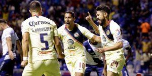 El paraguayo Bruno Valdez decide triunfo de América sobre el Puebla