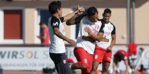 Selección enfrentará a Estados Unidos en amistoso en octubre