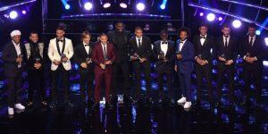 Cinco jugadores de la liga española y De Gea en el once ideal de la FIFA