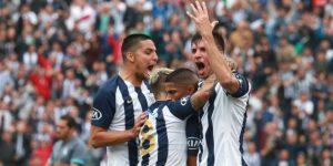 Alianza Lima y Cristal igualaron (2-2) al término de los 25 minutos restantes