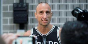 Ginóbili dice que su decisión de retirarse fue más difícil de lo que pensaba