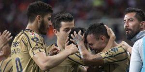 Pumas vence al Guadalajara y se clasifica a los cuartos de finales