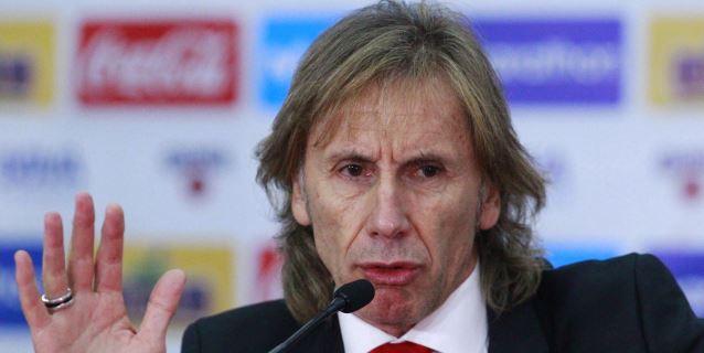 Ricardo Gareca: más allá del resultado, partido fue positivo