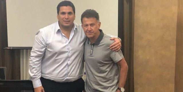 Juan Carlos Osorio, nuevo entrenador de la Selección Paraguaya de Fútbol