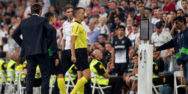 La UEFA introducirá el VAR en la Liga de Campeones 2019-20