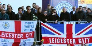 La FIFA se suma a las muestras de dolor por la muerte del dueño del Leicester