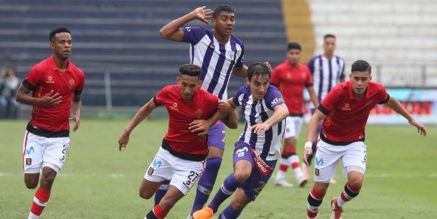 Alianza Lima perdió 1-0 ante Melgar en Matute