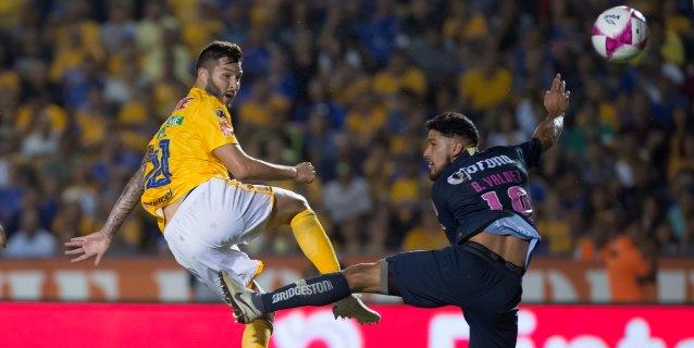 América vence 2-3 al Tigres UANL y vuelve al segundo lugar
